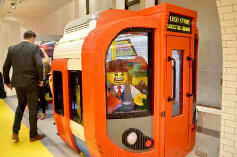 LEGO® Store Leicester Square | Boo Roo and Tigger Too