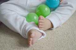 Rockin' Baby Ballerina Leggings
