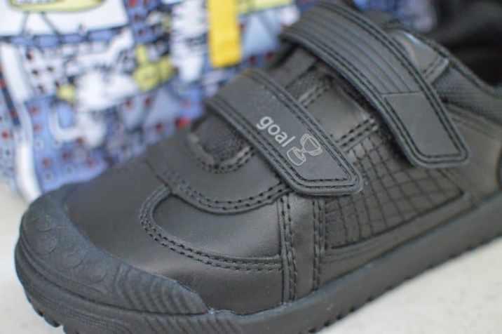 Start-rite Cup Final School Shoes - Riptape fastening