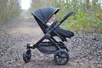 iCandy Peach All Terrain - Upright position