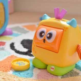 Fisher-Price Fun Feelings Monster - Shocked