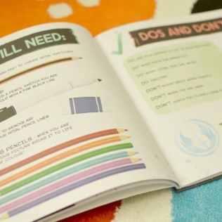 EGMONT Star Wars make & Do - Art pad supplies