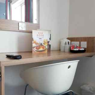 Travelodge Birmingham Central Bullring - Dressing Table