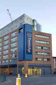 Travelodge Birmingham Central Bullring - Exterior