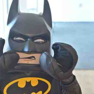 The LEGO Batman Movie - LEGO Batman costume