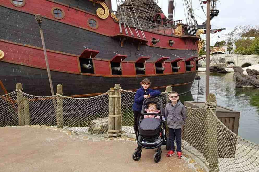 iCandy Strawberry SC Soho - Pirate Ship