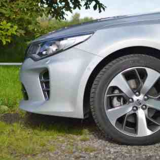 Kia Optima Sportswagon - Front Wheel