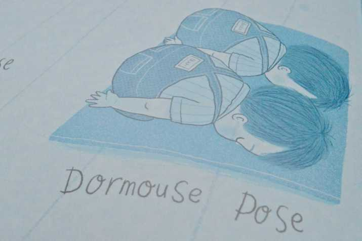 Yoga Babies - Dormouse Pose
