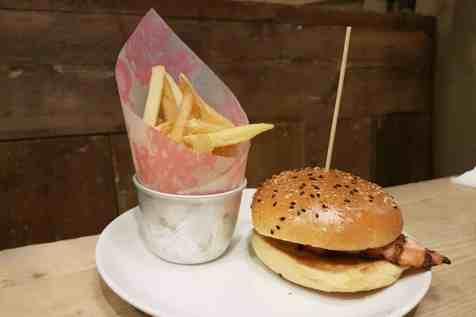 Bill's Restaurant Norwich - Children's Little Bill's Chicken Burger