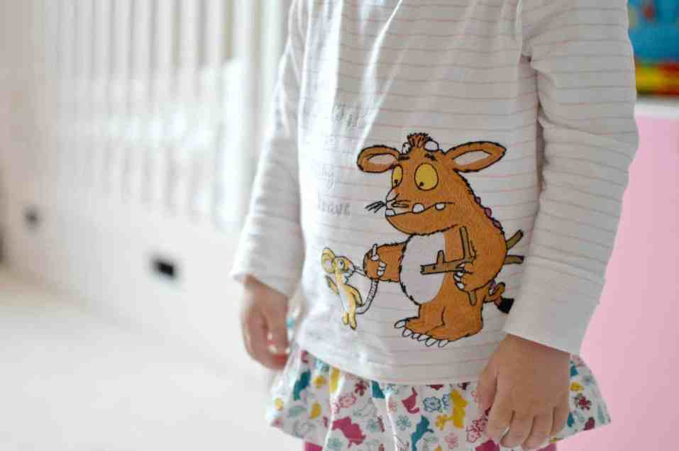 Grufflo's Child 2-Piece Set B