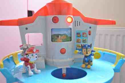 PAW Patrol My Size Lookout Tower - Mission activation