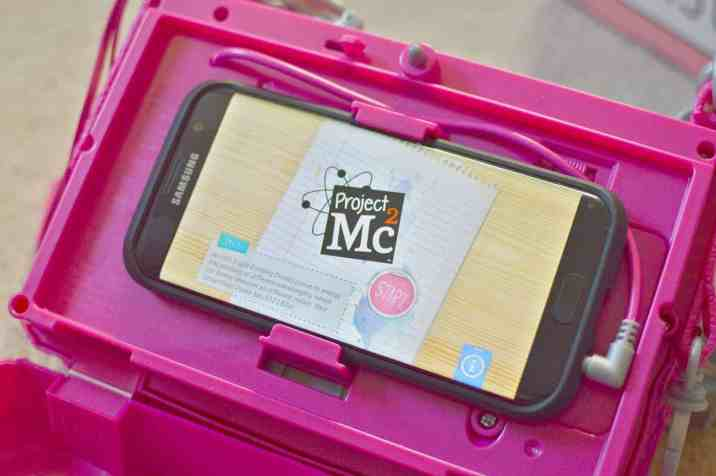 Project MC2 Pixel Purse App B