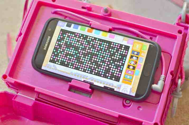 Project MC2 Pixel Purse App C