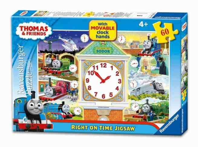 Ravensburger Thomas & Friends Clock