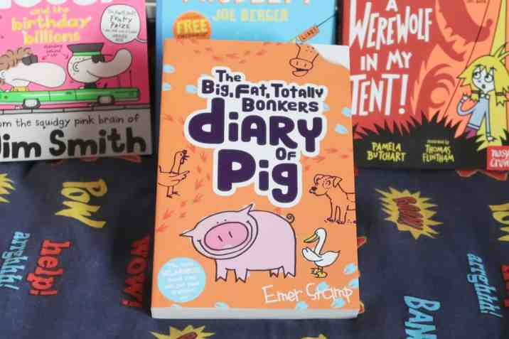Lollies The Big, Fat, Totally Bonkers Diary of Pig