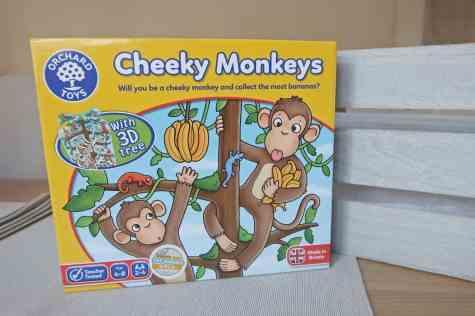Orchard Toys - Cheeky Monkeys