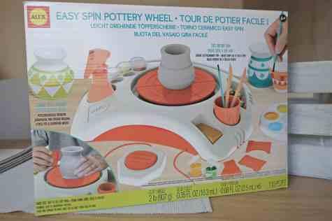 Piccola - Easy spin pottery wheel