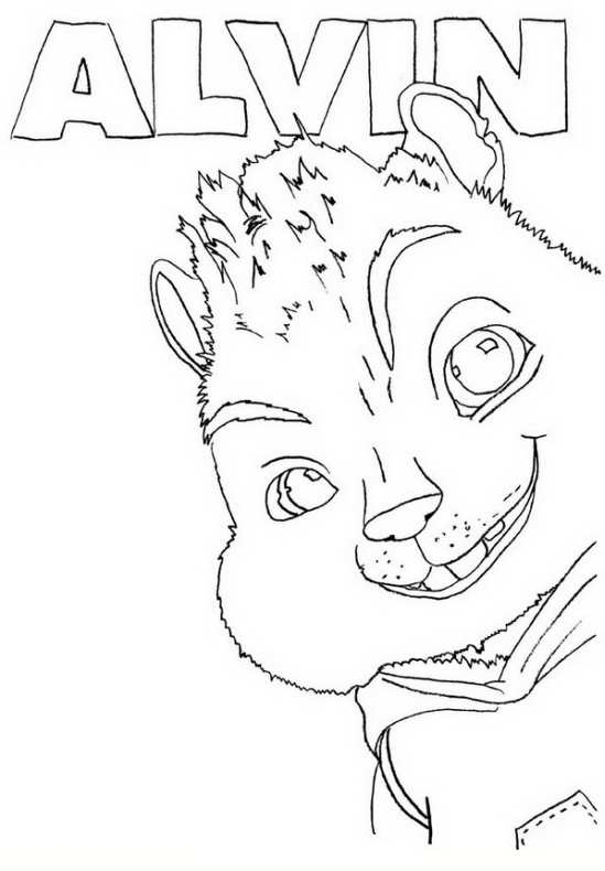 Chipmunk Pictures To Color Free Coloring Pages Globalchin Coloring