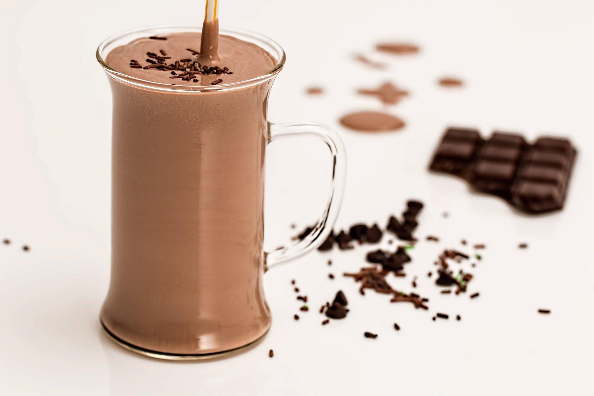 Chocolate Milkshake Day