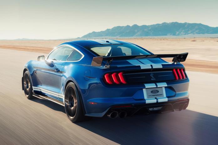 Ford har forklaret, hvor deres mest potente Mustang aldrig nogensinde kan leveres som cabriolet. Det har noget med hestekræfter at gøre.