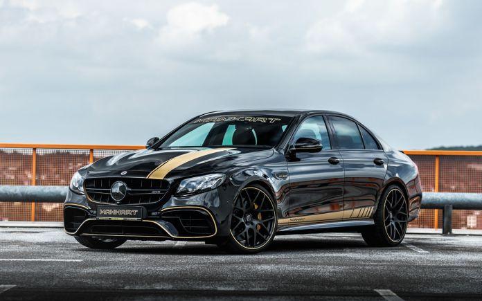 Som om alt med Mercedes-stjerne, der har været forbi AMG, ikke er hurtigt nok i forvejen. ER 800 decideret sindssyg.