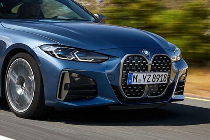 BMW vil lancere mærkets nye og enorme kølergrill på flere modeller, siger designchefen