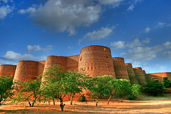 Derawar Fort Cholistan, Pakistan