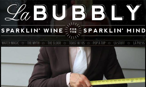 labubbly in 30 Excellent Black Website Designs for Inspiration