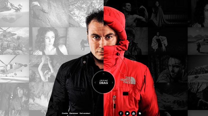 matteozanga photographer in 30 Excellent Black Website Designs for Inspiration