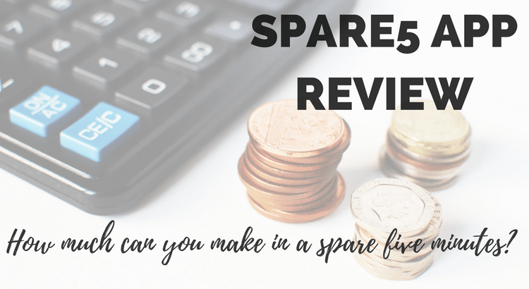 Spare5 app review - how much can you make in a spare five minutes?