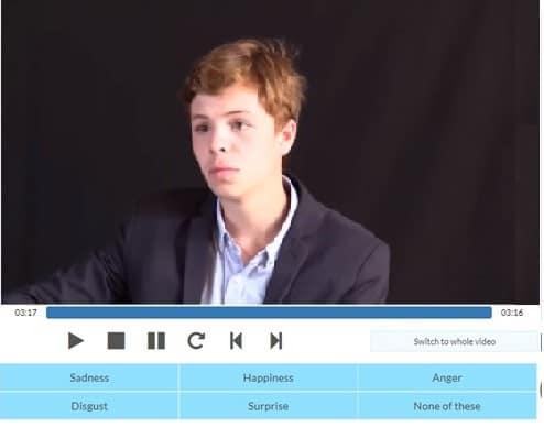 Emotion Miner screenshot - make money watching videos