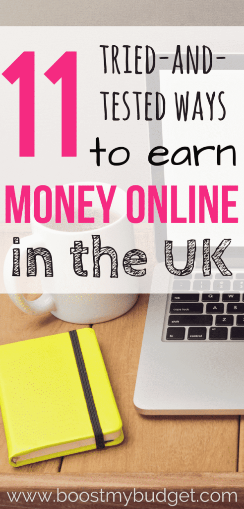 Looking for real ways to make money online in the UK? Whether you want to work at home full time, start an online business or just earn some extra cash, the tips in this post will show you how to make a living online in the UK.