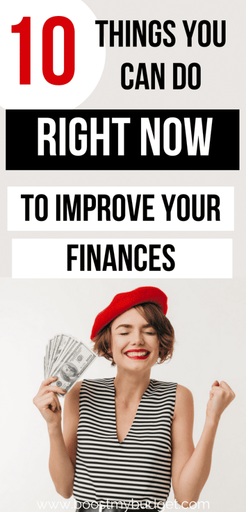 Great ideas for millennial to improve their personal finance situation! Beat your budget in a spare five minutes with these clever life hacks to save more money!
