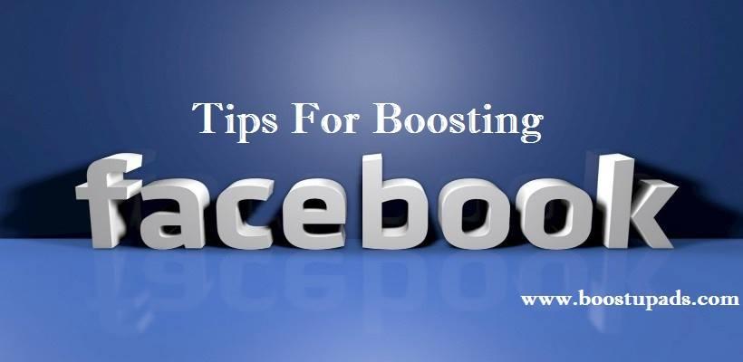 boostup tips