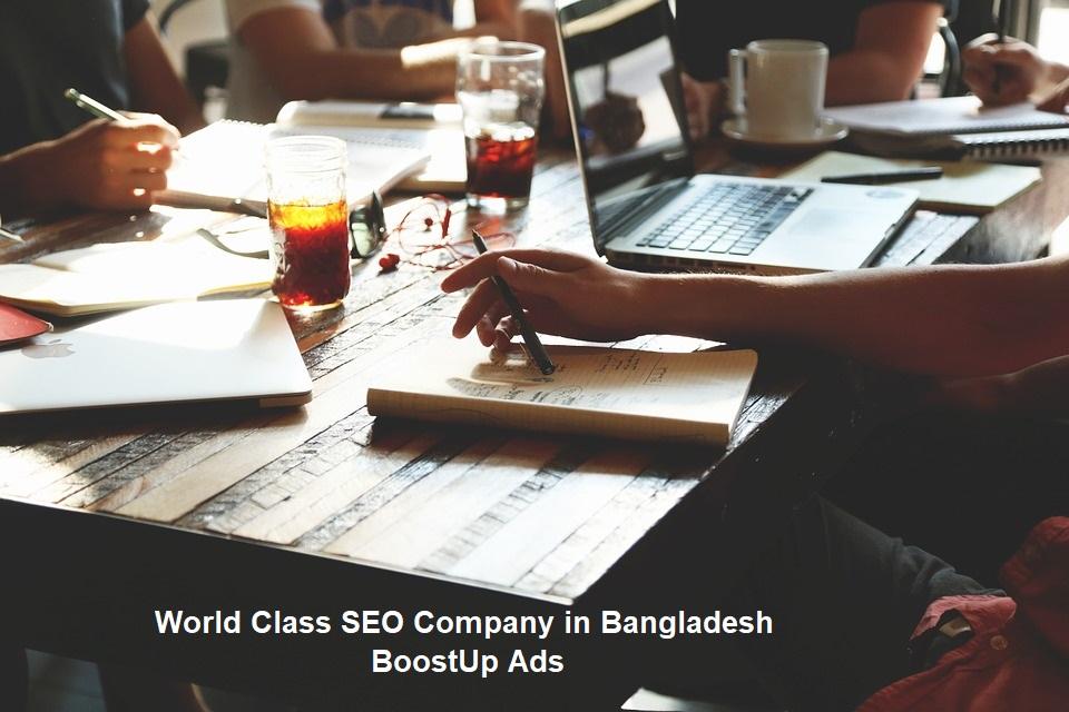 World Class SEO Company in Bangladesh