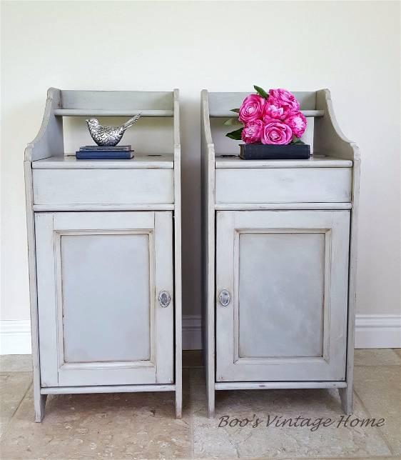 Large Bedside Cabinets
