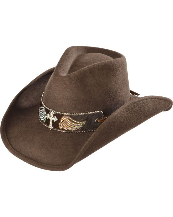 cowboy hat crochet sombrero vaquero pattern # 23