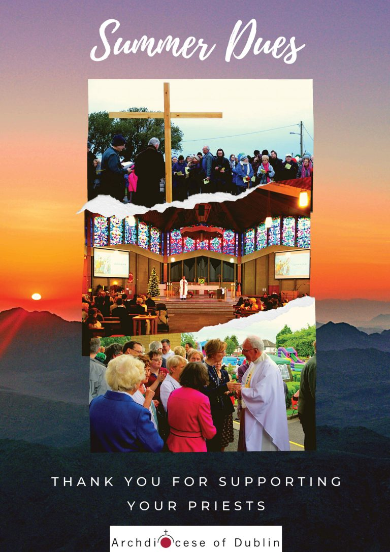 Archdiocese Summer Offering Campaign Launch