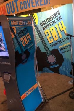 2015 SXSW Austin Photo Booth
