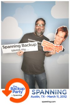 SXSW Backup Party