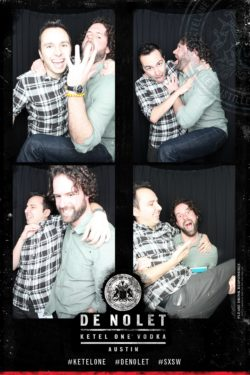SXSW Party Photo Booth