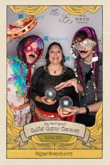 SXSW Weird Photo Booth