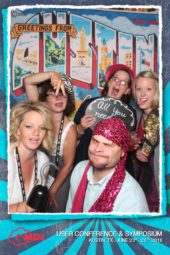 corporate entertainment photo booth