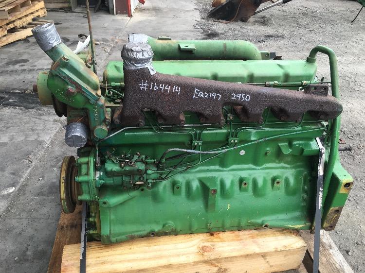 Parts John Deere 2950