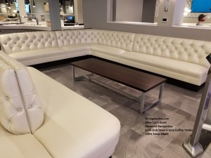 DINING BOOTHS BOWLING FURNITURE