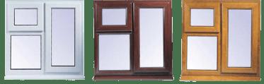 Window casement colours