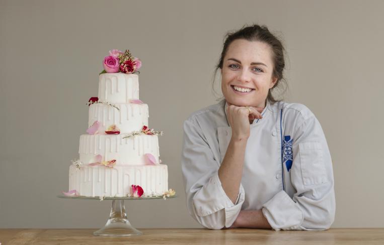 Harrie Kivell Wedding Cake
