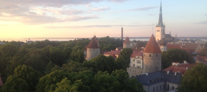 Tallinn, Estonia: Like Riding a Bike