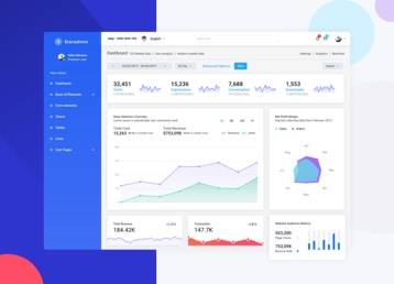 bootstrap template free star admin