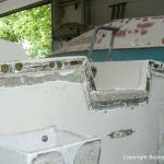 Reparatur einer Jaguar 22